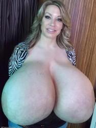 Mammoth tits porn
